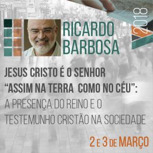 """- Jesus Cristo é o Senhor """"assim na terra como no céu"""": a presença do Reino e o testemunho cristão na sociedade"""